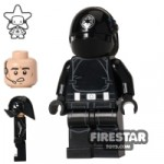 LEGO Star Wars Mini Figure Imperial Gunner Open Mouth