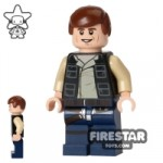 LEGO Star Wars Mini Figure Han Solo Vest with Pockets