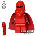 LEGO Star Wars Mini Figure Royal Guard Dark Red Arms