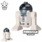 LEGO Star Wars Mini Figure R2-D2 Silver and Dark Blue