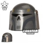 Arealight Skull Hunter Helmet Silver