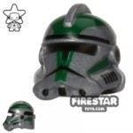 Arealight Commander Gree Helmet Silver