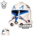 Arealight RX Trooper Helmet White