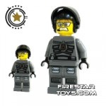 LEGO Space Police Mini Figure Space Police 3 Officer 1