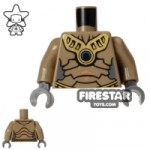 LEGO Mini Figure Torso Geonosian Dark Tan