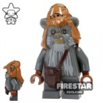 LEGO Star Wars Mini Figure Ewok Teebo