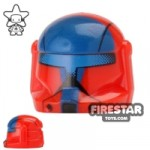Arealight AL Commando ZAG Helmet Red