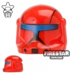 Arealight AL Commando GEN Helmet Red