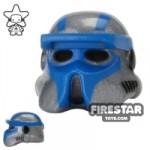 Arealight AL Gunner Driver Helmet Silver