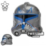 Arealight RX Trooper Helmet Silver