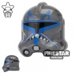 Arealight RX Trooper Helmet Dark Grey