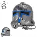 Arealight Jes Trooper Helmet Silver