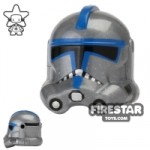 Arealight KX Trooper Helmet Silver