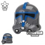 Arealight KX Trooper Helmet Dark Grey