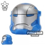 Arealight Printed Igor Combat Helmet Blue