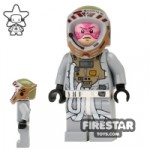 LEGO Star Wars Mini Figure Gray Squadron Pilot