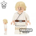 LEGO Star Wars Mini Figure Luke Skywalker Grin