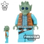 LEGO Star Wars Mini Figure Greedo