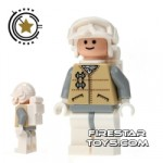 LEGO Star Wars Mini Figure Hoth Rebel 4