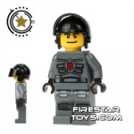 LEGO Space Police Mini Figure Space Police 3 Officer 6