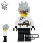 LEGO Monster Fighters Mini Figure Crazy Scientist