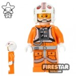 LEGO Star Wars Mini Figure Luke Skywalker Pilot