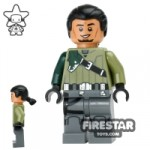 LEGO Star Wars Mini Figure Kanan Jarrus Black Hair