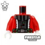 LEGO Mini Figure Torso Star Wars Darth Vader Christmas