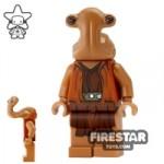 LEGO Star Wars Mini Figure Ithorian Jedi Master