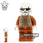 LEGO Star Wars Mini Figure Ezra Bridger with Helmet