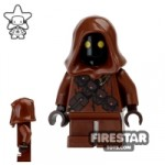LEGO Star Wars Mini Figure Jawa with Gold Badge
