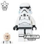 LEGO Star Wars Mini Figure Stormtrooper Printed Legs
