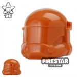 Arealight Combat Helmet Dark Orange