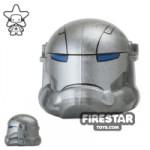 Arealight Printed Igor Combat Helmet Silver