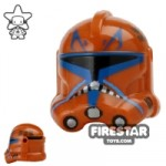 Arealight RX Trooper Helmet Dark Orange