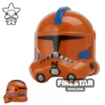 Arealight ECO Trooper Helmet Dark Orange
