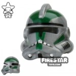 Arealight Commander Gree Helmet V2 Silver