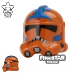 Arealight FVS Trooper Helmet Dark Orange