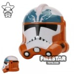 Arealight SNK Trooper Helmet Dark Orange