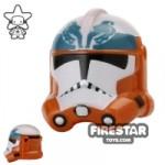 Arealight SNK Trooper Helmet Dark Orange