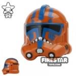 Arealight HDCS Trooper Helmet Dark Orange