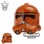 Arealight Gen Trooper Helmet Dark Orange