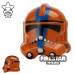 Arealight Bow Trooper Helmet Dark Orange