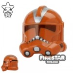 Arealight Shadow Trooper Helmet Dark Orange