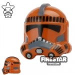 Arealight Security Trooper Helmet Dark Orange
