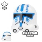 Arealight HDCS Trooper Helmet White