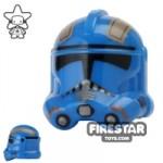 Arealight CDY Trooper Helmet Blue