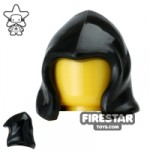 Arealight Hood Black Flexible Plastic