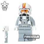LEGO Star Wars Mini Figure Clone Pilot Ep.3 Open Helmet
