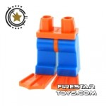 LEGO Mini Figure Legs Diver